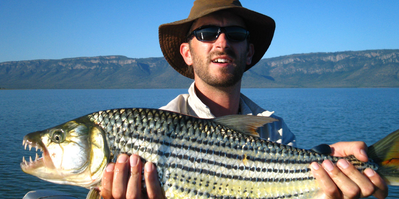 Uphongolo Tiger Fishing Competition