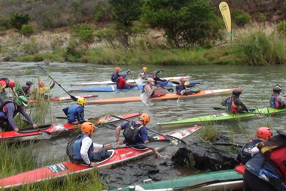 Ithala Canoe Challenge