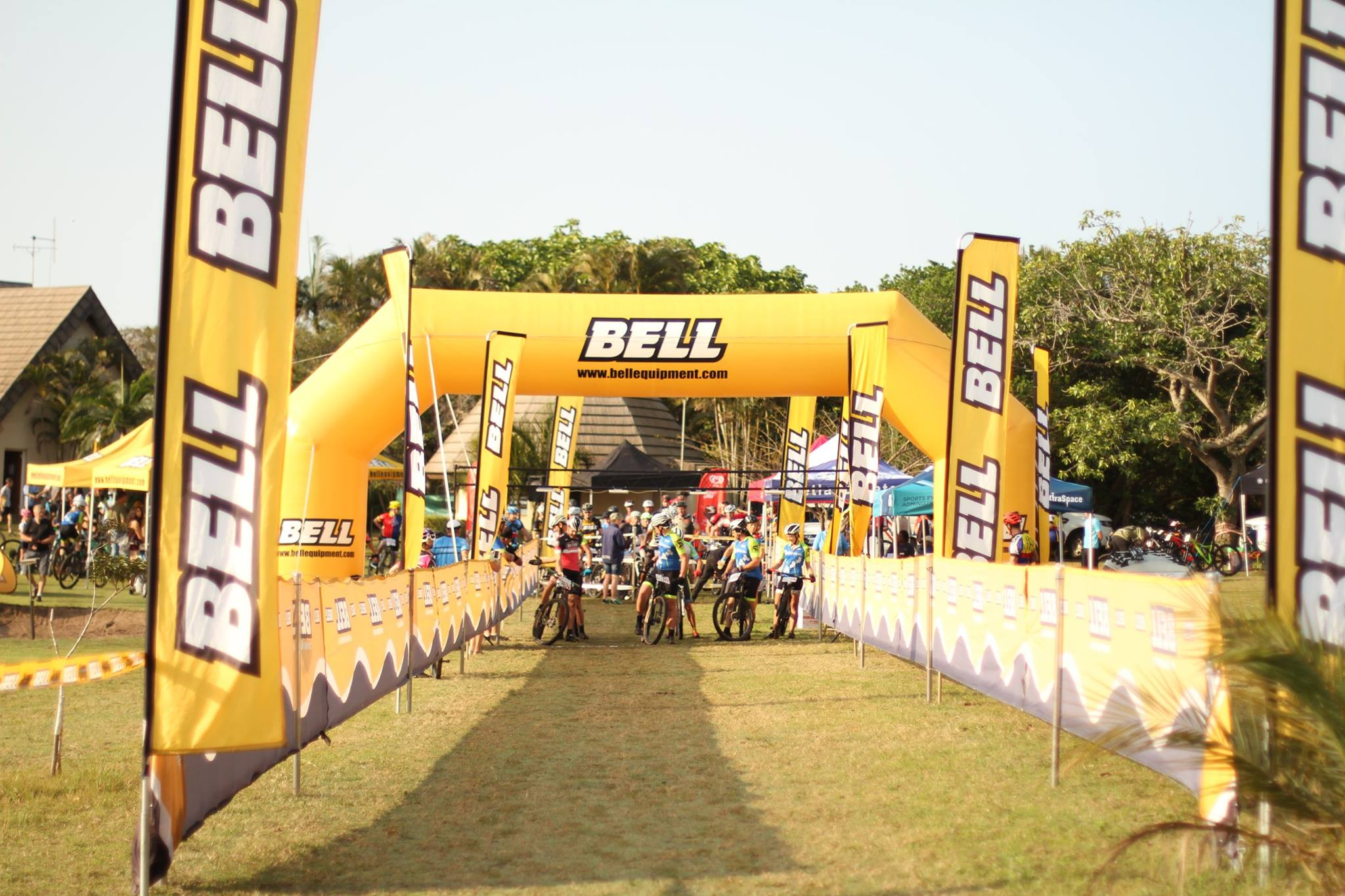Big 5 Mountain Bike Series