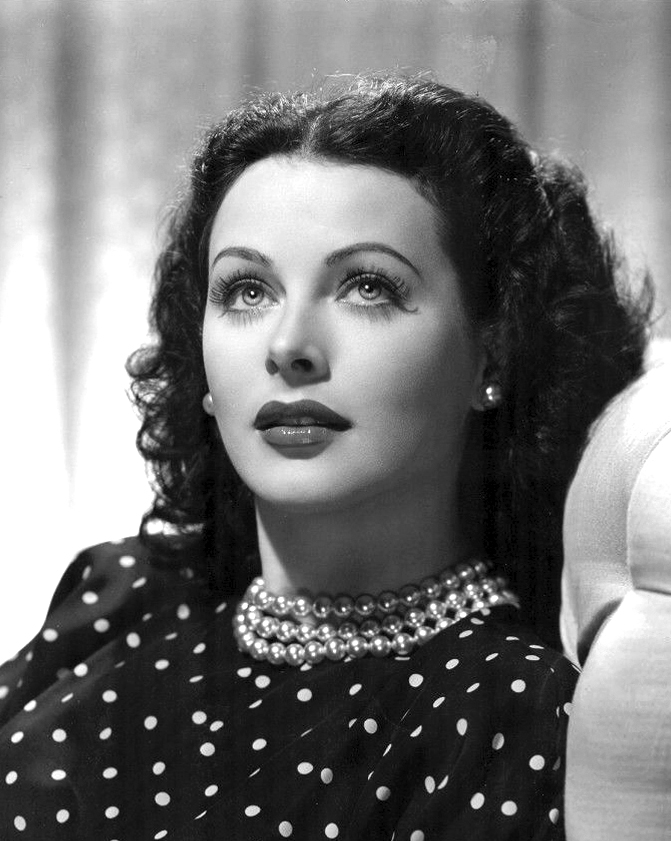 Hedy, the Life and Inventions of Hedy Lamar
