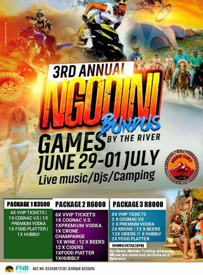Ngodini Games