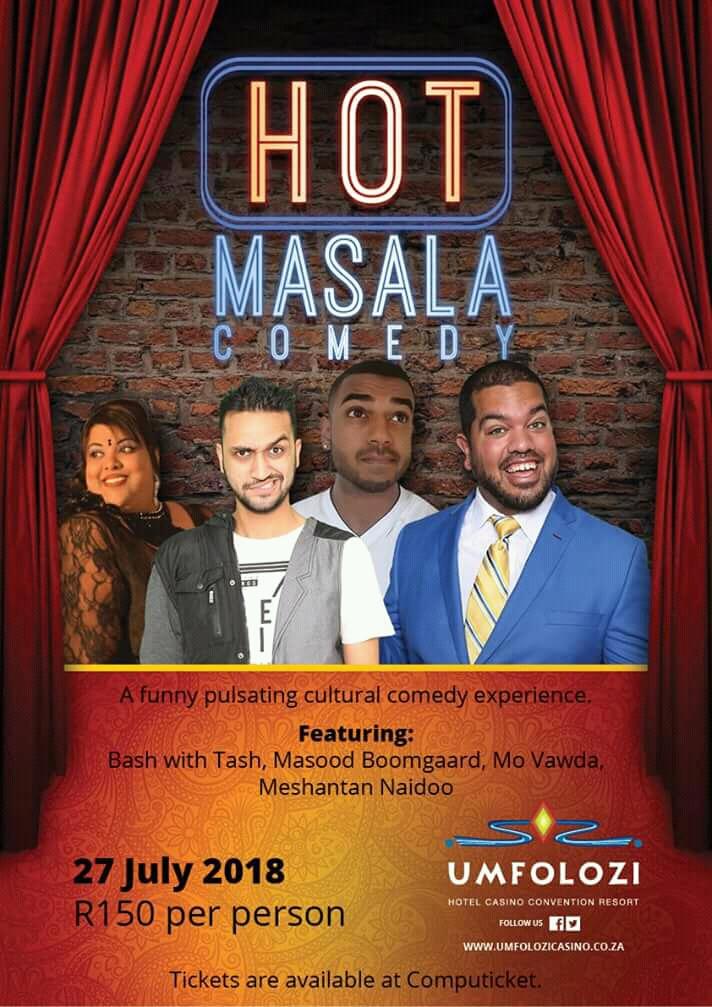 Hot Masala Comedy Show