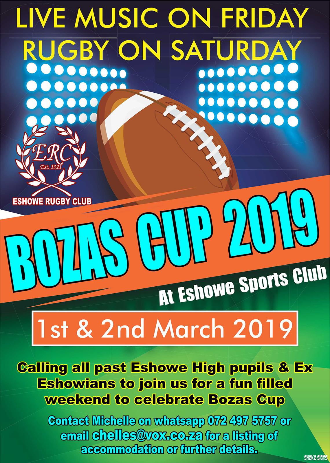 Bozas Cup 2019