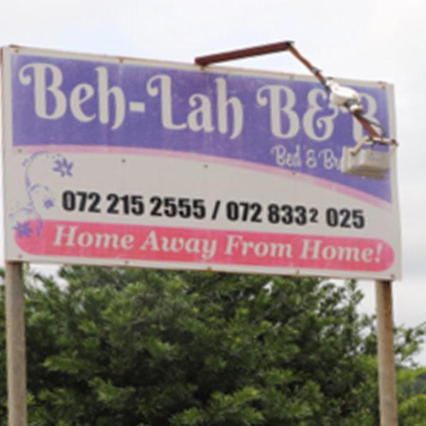 Beh-Lah B&B